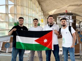 طلبة العلوم والتكنولوجيا يحققون مراكز متقدمة في البطولة العربية لأمن المعلومات