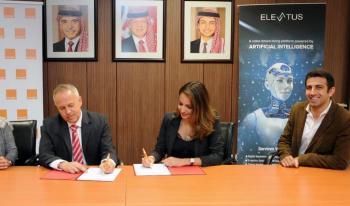 أورانج الأردن تجدّد شراكتها الاستراتيجية مع ELEVATUS للتوظيف