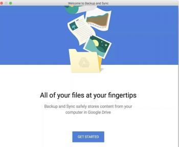 كيفية استخدام أداة النسخ الاحتياطي من جوجل