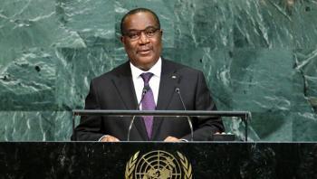 استقالة رئيس وزراء توغو وحكومته