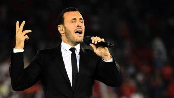 الحكومة العراقية توجه دعوة لكاظم الساهر للغناء في خليجي 25