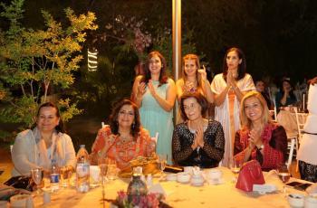 ملتقى عقيلات السفراء الأردنيين ينظم امسية رمضانية خيرية