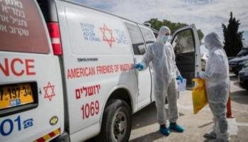 تسجيل وفاة و412 إصابة جديدة بكورونا في اسرائيل