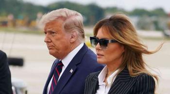 ميلانيا ترامب في طريقها للطلاق والحصول على 50 مليوناً