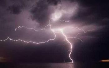 الثلاثاء ..  أمطار رعدية ليلاً