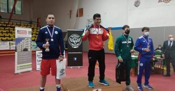 ميدالية ذهبية لمنتخب الملاكمة في بطولة التشيك الدولية