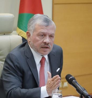 الخريشا: نلتف حول الملك ونرفض النيل من حقوق الفلسطينيين
