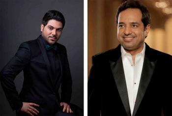 راشد الماجد ووليد الشامي يحييان الحفل الختامي لمهرجان دبي للتسوق