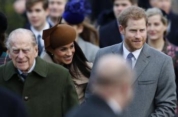 السبب الحقيقي لعدم مشاركة ميغان ماركل في جنازة الأمير فيليب