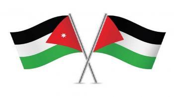 فلسطين تشكر الأردن
