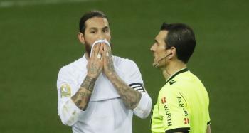رئيس الاتحاد الإسباني يعتذر من ريال مدريد