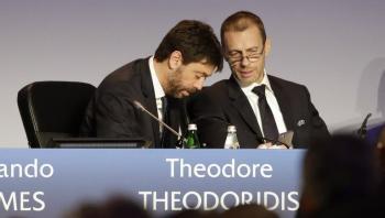رئيس الاتحاد الأوروبي لكرة القدم يسخر من يوفنتوس