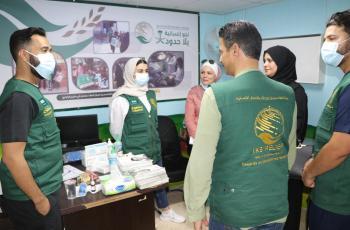 مركز الملك سلمان للاغاثة ينظم دورات في الأردن