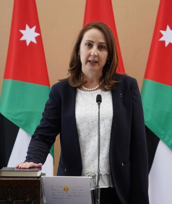 وزيرة الصناعة ونظيرتها المصرية تبحثان آليات تعزيز التعاون الاقتصادي