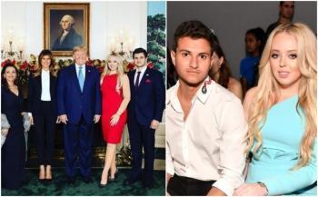 هل ارتبطت ابنة ترامب بسعودي؟