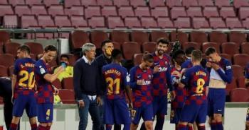 ثلاثي ناري يقود التشكيل المتوقع لبرشلونة ضد بيلباو