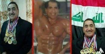 وفاة عباس الهنداوي بطل العرب وآسيا في كمال الأجسام