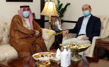 الحلالمة: نتابع أوضاع الكويتيين في الأردن