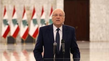 أمريكا تطالب بتشكيل حكومة لبنانية سريعاً