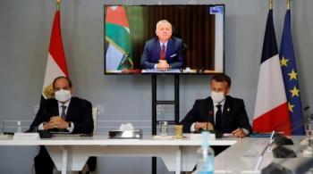 توافق بين الأردن وفرنسا ومصر على اطلاق مبادرة انسانية في غزة