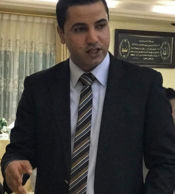 إبراهيم النوايسة ..  مبارك الدكتوراه