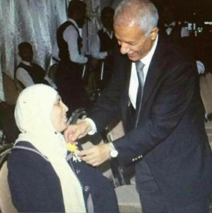 زوجة النائب صالح العرموطي في ذمة الله