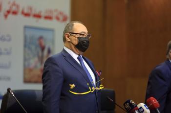 دودين: الملك مفوض بحمل صوت العرب والفلسطينيين في المحافل الدولية