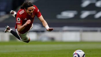 سولشاير يأمل استمرار كافاني مع مانشستر يونايتد