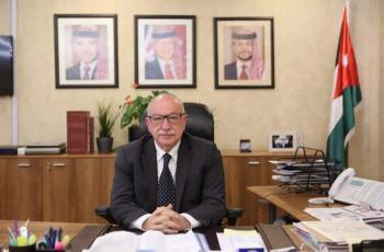 وفد أردني برئاسة وزير الاشغال إلى بغداد