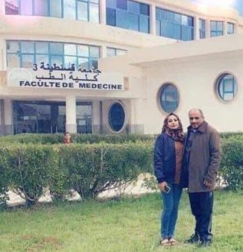 الدكتورة هيا خالد الشوابكة ..  مبارك