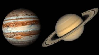 العالم يترقب ظاهرة فلكية نادرة بين كوكبي المشتري وزحل
