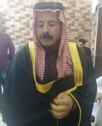 الحاج خالد منيزل ابورمان في ذمة الله