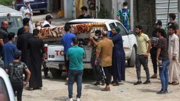 الداخلية العراقية: حريق ابن الخطيب ليس بفعل فاعل