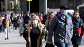 روسيا: 176 وفاة و 6800 إصابة جديدة بفيروس كورونا