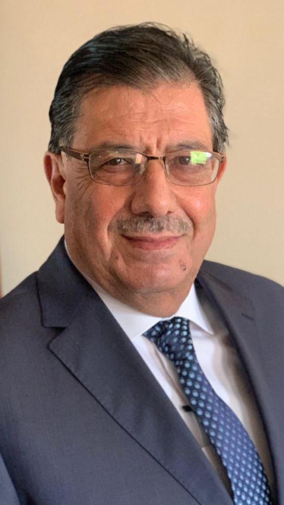 المهندس عبدالفتاح الدرادكة