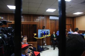 في سابقة قضائية ..  سماع شهادة أردنيتين بامريكا عن بعد