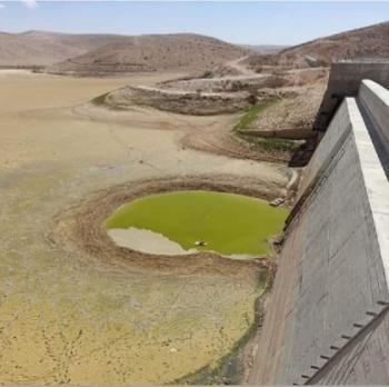 جفاف الوالة ..  قرار بتسييل السد قبل الموعد المحدد في منخفض شباط أهدر 8 مليون م3