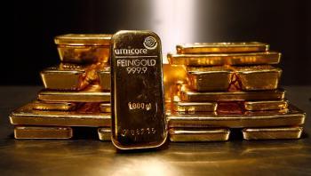 الذهب في طريقه لتحقيق مكاسب أسبوعية مع ضعف الدولار