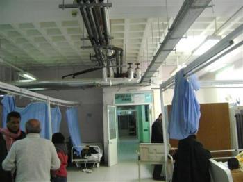 الاعتداء على طبيبين وممرض في الكرك
