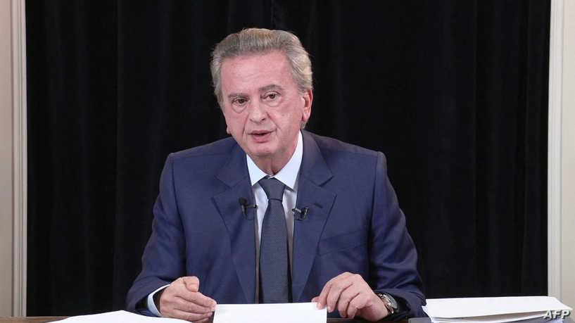 واشنطن : عقوبات على رئيس البنك المركزي اللبناني