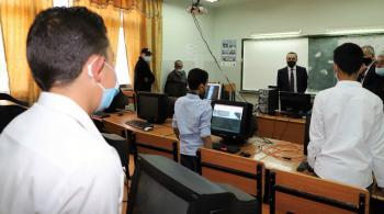 أبو قديس يوعز بإجراء الصيانة اللازمة لجميع المدارس