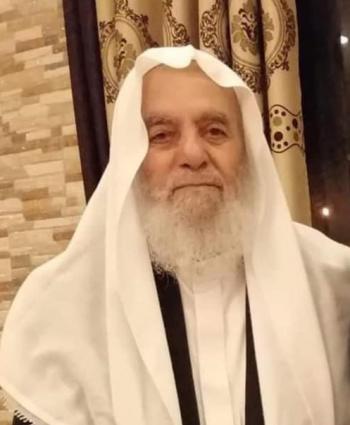 وفاة الامام السابق للمسجد الحسيني سمور