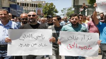 لجنة التحقيق بوفاة الفلسطيني نزار بنات تبدأ عملها