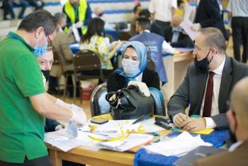 فتح باب الترشح لانتخابات مجلس النواب (صور)