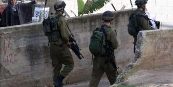 الشرطة الإسرائيلية تعتقل 150 فلسطينياً في النقب المحتلة