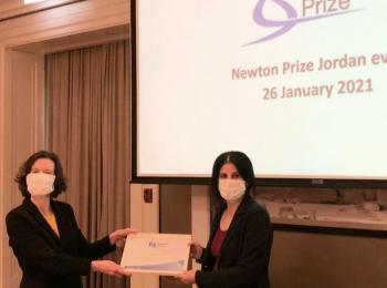 مشروع ماضينا مستقبلنا كلنا معًا في فينان يحصل على جائزة بريطانية