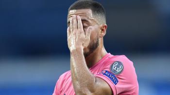 صحيفة: هازارد يحتاج 3 أسابيع أخرى ليعود إلى تدريبات ريال مدريد