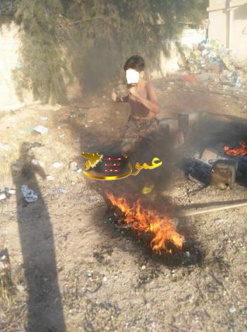 ضبط مخيمات عسكرية للإخوان تدرب أطفالا تدريبات داعشية