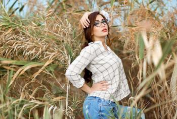 نسرين طافش تكشف تفاصيل بطولتها في مسلسل شوق (صور)