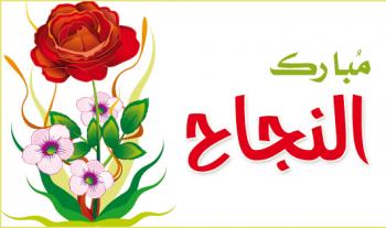 سارة علاء أبو صالح ..  مبارك النجاح